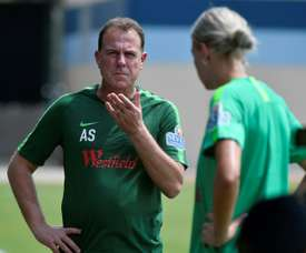 Stajcic will be replaced imminently according to the Australian federation. AFP