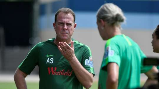 Alen Stajcic has been fired with the World Cup only months away. GOAL