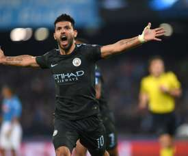 Lescott believes that Aguero is perfect for City. AFP