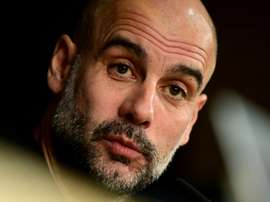Guardiola does not think Zidane's feat of three CLs in a row will be repeated. AFP