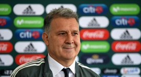Mexico name Argentina's Martino as coach.