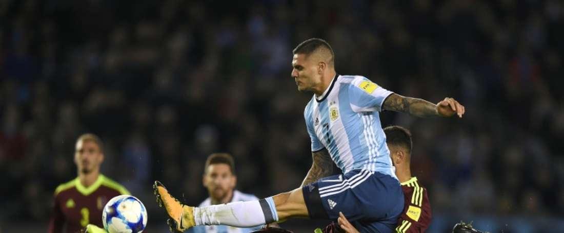 Argentina struggle to Venezuela draw in World Cup qualifier