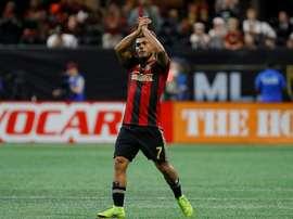 Atlanta baila al ritmo de un Josef de récord. AFP
