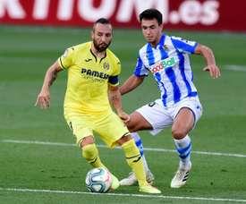 Spanish star Cazorla hails Xavi as signs on at Qatar's Al-Sadd: club