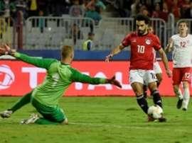 Salah continua a battere record. AFP