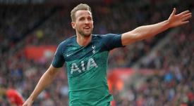 El técnico del Tottenham aseguró que el delantero está en la última fase de su recuperación. AFP