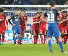 Leverkusen beat Hoffenheim 4-1 on Saturday. GOAL