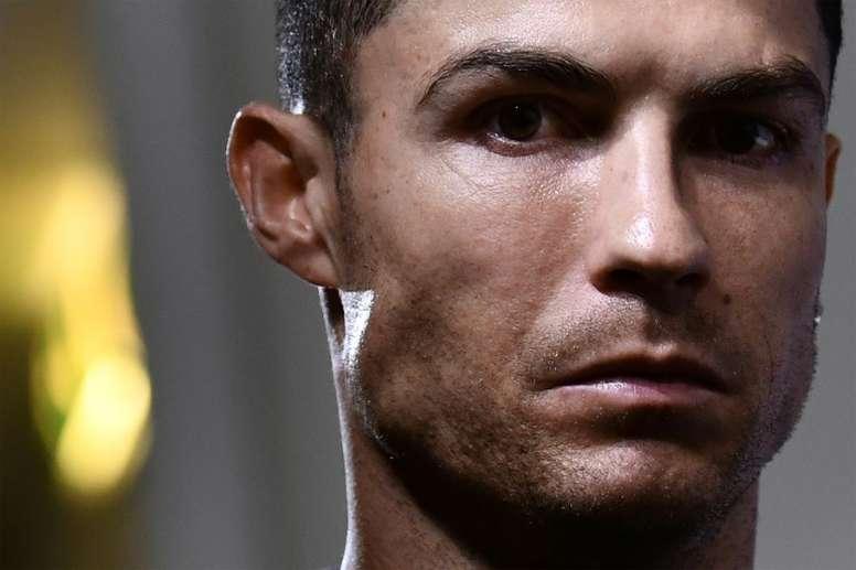 O português surpreendeu. AFP
