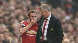 El United deja casi atada la renovación de Mata. AFP