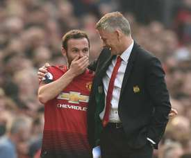 Juan Mata is to leave Man United in the summer after failing to sign a new contract. AFP
