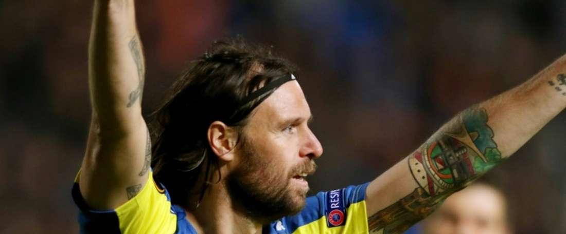 El APOEL pierde el liderato tras su empate. AFP