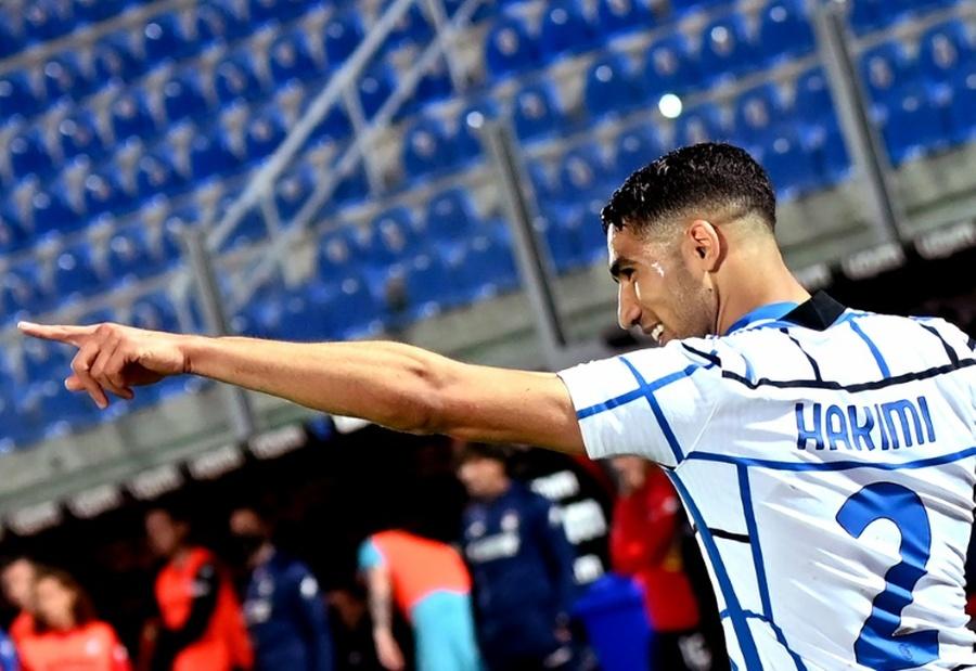 Achraf - XI ideal do PSG para a 2021-22