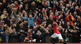 En el fútbol tampoco ganan siempre los buenos. AFP