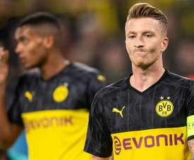 Reus croit encore pouvoir remporter le titre cette saison. AFP