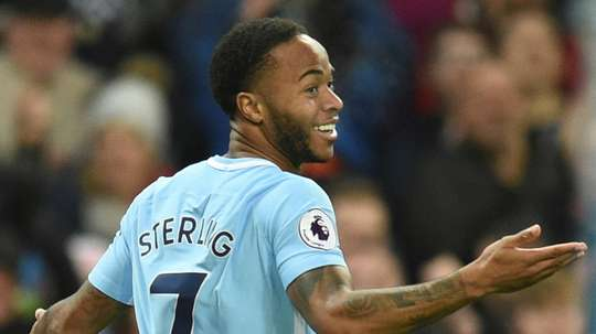 Sterling quer ganhar uma fortuna. AFP