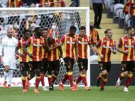 Les supporters pourraient revenir dans les stades de Ligue 1 à partir de mi-décembre. AFP