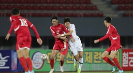 Surreal North v South Korea football match 'like war'. AFP