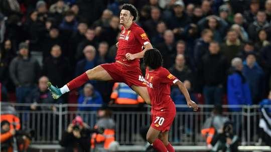 A fórmula que custou ao Liverpool os dois únicos pontos que não tem. AFP