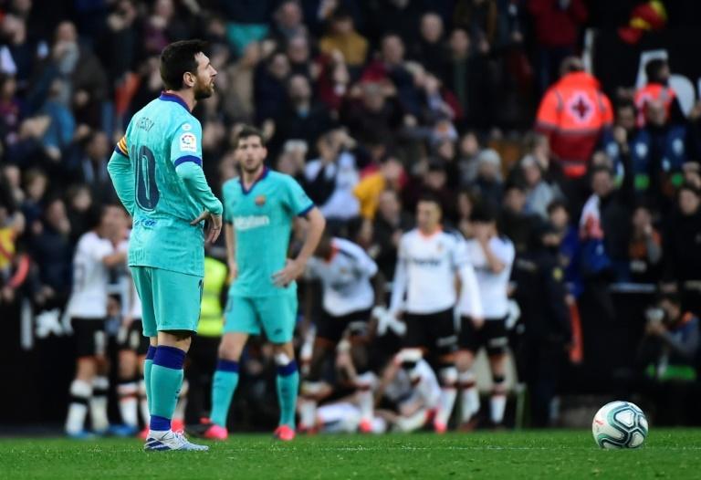 Los males endémicos del Barça