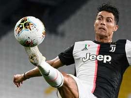Cristiano Ronaldo... no PSG? AFP