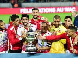 Wydad Casablanca coach Benzarti believes his side can retain the CAF Champions League. AFP