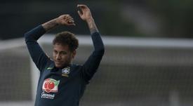 Neymar oblige le Barça à faire ses comptes. AFP