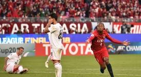 La Champions asiática toma color nipón. AFP