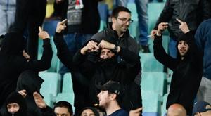 Mais cinco detidos pelo racismo na Bulgária. AFP