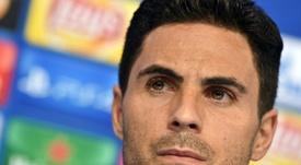 El ex futbolista quiere seguir aprendiendo con Guardiola en el City. AFP