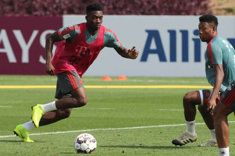 From refugee camp to Bayern Munich - the remarkable Alphonso Davies