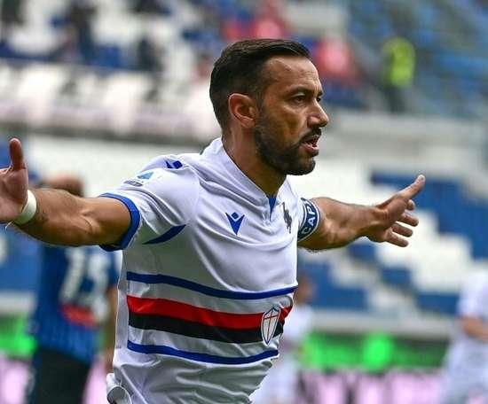 Le formazioni ufficiali di Parma-Sampdoria. AFP