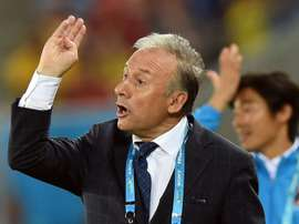 Zaccheroni has been named the new UAE coach. AFP