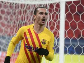 Griezmann will play his first final as a Barca player. AFP