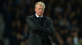 Steve McClaren will not be Maccabi Tel Aviv's assistant coach. AFP
