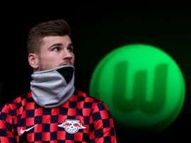 Werner nel mirino del Barcellona. AFP