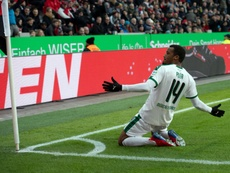 Gladbach continued their quest for the title with a vital win. GOAL
