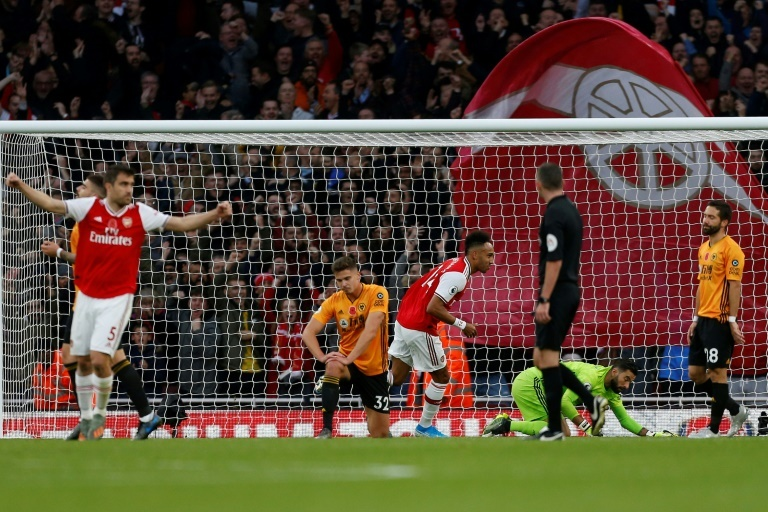 Arsenal vs Wolverhampton Premier League en vivo y en directo Jornada 11