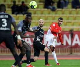 Ghezzal fue decisivo en la victoria ante el Niza. AFP