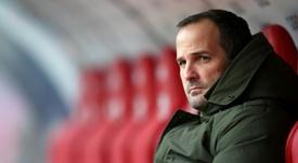 Manuel Baum is new coach of Schalke. AFP