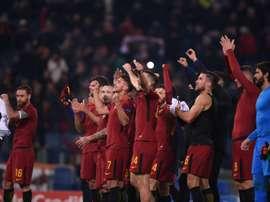 El PSG anda tras los pasos de un canterano de la Roma. AFP/Archivo