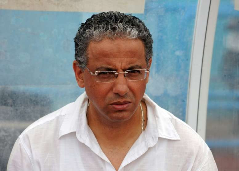 Amrouche has become the new Botswana coach. AFP