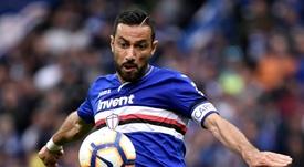 Le formazioni ufficiali di Parma-Samp. AFP