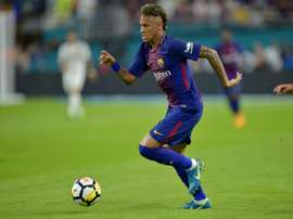 Barça, Madrid and the Neymar dilemma. AFP