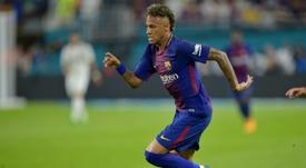 Barça, Madrid and the Neymar dilemma. AFP