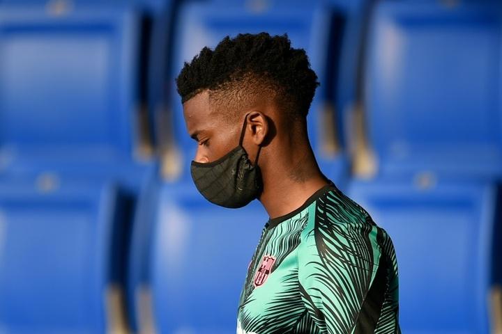 Nelson Semedo bientôt de retour en Liga ? AFP