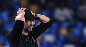 O Liverpool pode ser eliminado da EFL Cup no tapetão. AFP