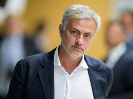 Esta não é, de longe, a primeira vez que 'Mou' lida com ausências importantes no Man. United. AFP