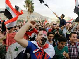 Syria take on Australia in Sydney on Tuesday after a 1-1 draw in the first leg. AFP