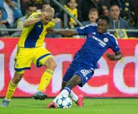 Baba Rahman se marcha de nuevo al Schalke 04. AFP