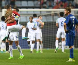 England will play against Venezuela in the U-20 World Cup final. AFP